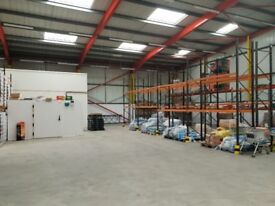 WAREHOUSE AND OFFICE SPACE TO RENT