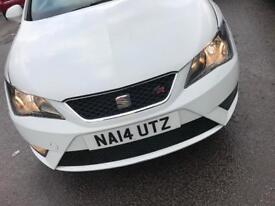 Seat Ibiza FR 14 reg 1.6 Diesel
