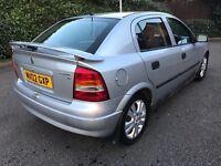 2002 Vauxhall Astra 1.6 16v SXI 5 dr hatch TOP-SPEC