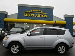2009 Mitsubishi Outlander LS V-6 AWD 7 PASSAGERS EXTRA PROPRE 15