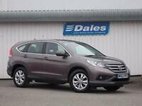 Honda CR-V SE I-DTEC 4X2 Diesel Estate (brown) 2013