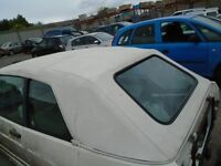 MK1 GOLF GTI, RIVAGE, ETC. COMPLETE POWERED ROOF