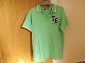 Boys Polo Shirt Age 11-12
