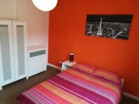 Nice double bedroom 15min from the city center