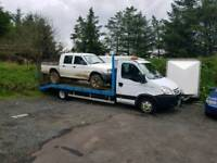 2008 IVECO DAILY 3.0 TD BEAVERTAIL PLANT LORRY VERY LOW MILES £4500 NO VAT