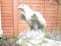 """Garden """" Eagle """" Ornament"""