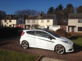 Ford Fiesta ST2 with mountune upgrade