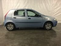 2003 Fiat Punto 1.2 8v Active 5dr *** Full Years MOT ***