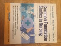 Common Foundation Studies in Nursing book 4th Edition