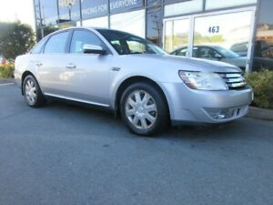 2008 Ford Taurus LIMITED AWD W/ ALLOYS LEATHER HEATED FRONT SEAT