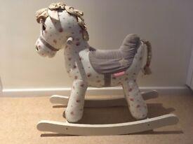 Rocking horse, mamas and papas, pristine condition