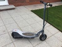 Razor E300 Electric Scooter - Excellent condition