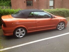 Vauxhall Astra LE Convertible