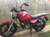 Zontes Monster 125cc briliant condition