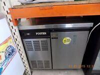 Foster fish fridge