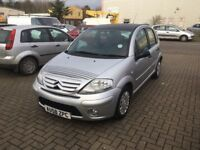 C3 1.4 Rhythm 5 Door....2 Owners....FSH....12 Mth MOT....P/X welcome