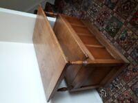 Antique storage box /bench
