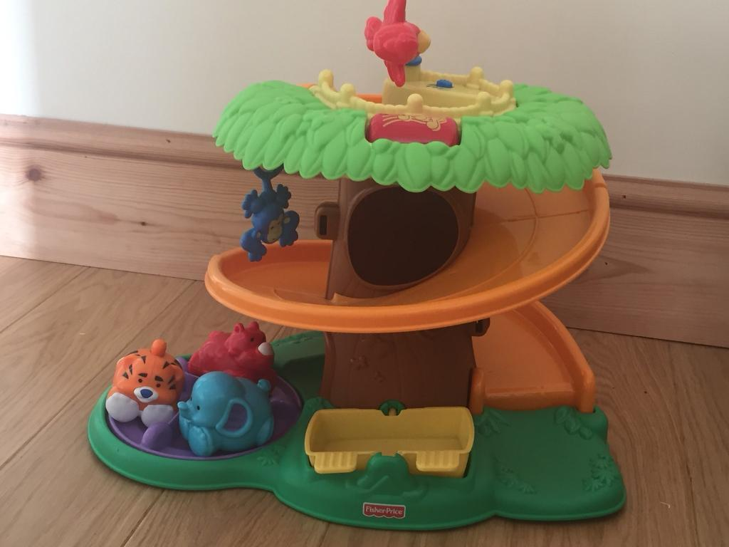 Fisher Price Jungle Toy | in Hull, East Yorkshire | Gumtree