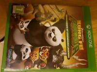 XBOX ONE KUNG FU PANDA GAME
