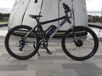Stunning Brand New Custom Built Carrera Vengeance ELECTRIC Mountain Bike