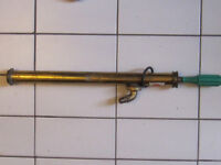 Garden Spray Pump Brass 'Spraygen' Vintage 10.00