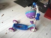 Children's Disney Frozen Scooter Derby Pickup