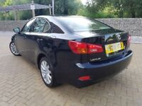 2008 Lexus IS 220d 2.2 TD 4dr Manual @07445775115