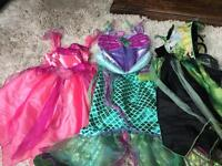Huge bundle of girls clothes and accessories 3-4