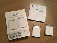 Apple iPad Camera Connection Kit
