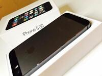 Apple iphone 5s in space grey for sale 16GB with box BARGAIN