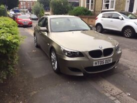 BMW 525 diesel, GOOD CONDITION IN/OUT FOR SALE
