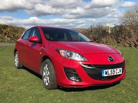 MAZDA3 1.6 D TS2 5dr - Great Condition