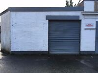 Large Storage Unit in Paisley