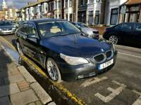 BMW 520D FULL SERVICE HISTORY