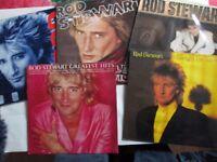 5 Rod Stewart Albums