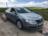 VOLKSWAGEN PASSAT HIGHLINE PLUS 2.0 TDI BLUEMOTION GREY 2010 DIESEL LEATHER