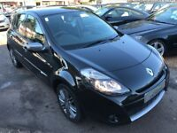2012/12 RENAULT CLIO 1.2 16V DYNAMIQUE 5DR (TOM TOM) GREAT SPEC,LOOKS AND DRIVES WELL