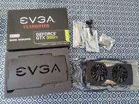 EVGA GTX 980 TI Classified Graphics Card