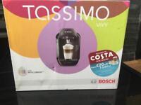 Bosh tassimo coffee machine
