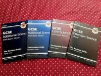 GCSE revision/ practice books -various