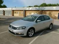 Volkswagen Passat 1.6 TDI BlueMotion DIESEL MANUAL FACE LIFT MODEL 2 KEYS TAX £30