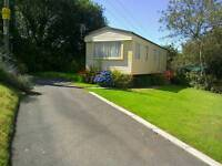 Caravan for sale in beautiful New Quay West Wales