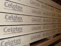 100mm Celotex Insulation 8x4