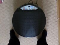 Vibroplate Power Plate. Hardly used. Great condition