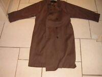 Giorgio Armani trench coat