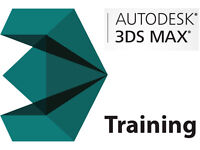 Autodesk 3Ds max, 3D Studio Max, Private Software Training one to one tuition classes