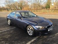 2012 bmw 320d efficientdynamics 2.0 automatic diesel ,sat nav, part exchange,swap welcome