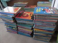 Collection of 137 Disney books