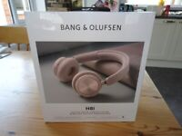 Bang & Olufsen H8I Wireless Noise Cancelling Headphones - Pink - Brand New & Sealed - B&O