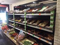 Shop shelves counter till fridge baskets plus more